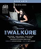 Wagner: Die Walkure [The Royal Opera House; Antonio Pappano] [Opus Arte: OABD7270D] [Blu-ray]