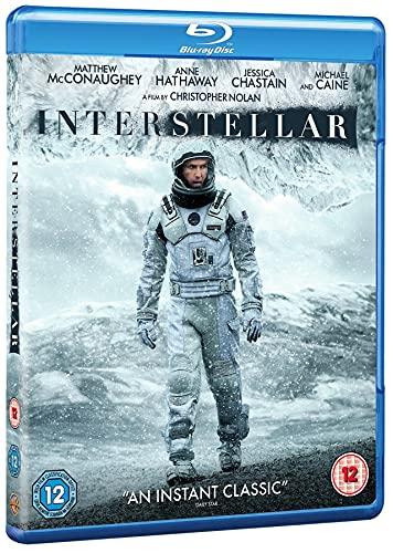 Interstellar (2 Blu-Ray) [Edizione: Regno Unito] [Import]