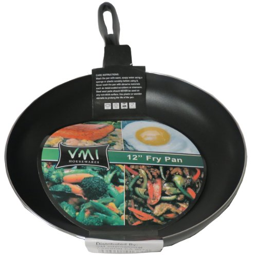 VMI Housewares C-01337 Saucepan Black American Maid VM International 6-Inch