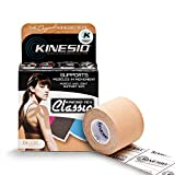 Kinesio Taping - Elastic Therapeutic Athletic Tape Tex Classic - Beige – 2 in. x 13 ft