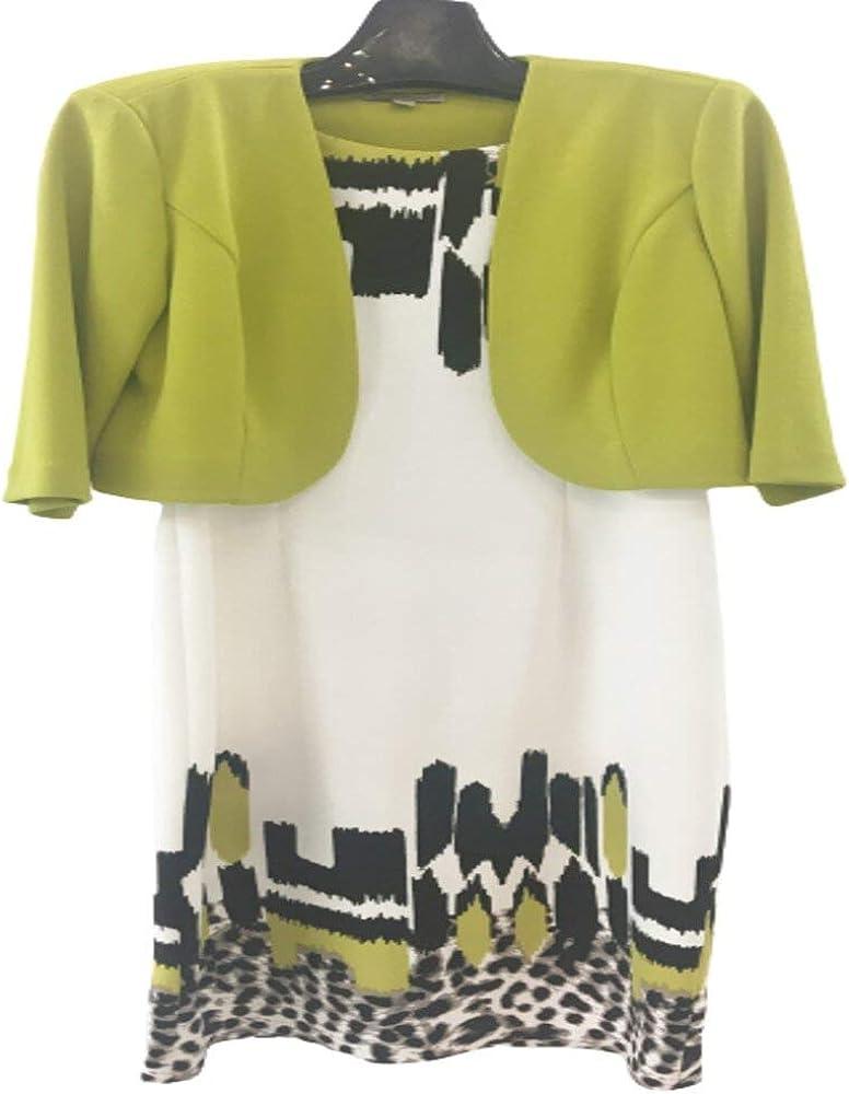 Maya Brooke womens Jacket Dress