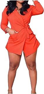 RkYAO Women Coat Jacket Skinny Long Sleeve Sexy Work Office Outwear