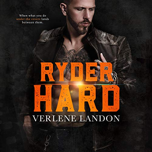 Ryder Hard audiobook cover art