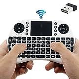 2,4 GHz 92 Tasten Mini drahtloser Tastatur-Maus-Combo mit Touchpad LiMinHua