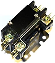 OEM Replacement for York Single Pole / 1 Pole 30 Amp 24V Coil Condenser Contactor 024-27531-000