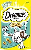 (まとめ買い)ドリーミーズ DRE8 まぐろ&ささみ味 60g 【×18】