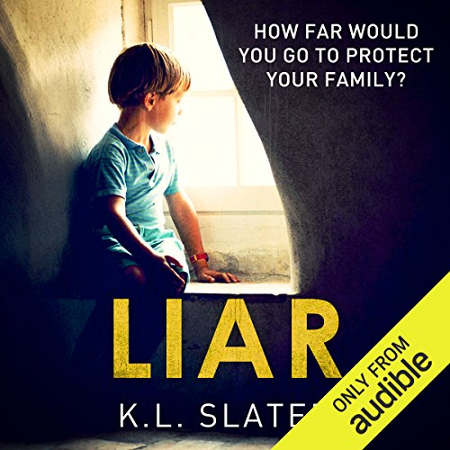 Liar                   By:                                                                                                                                 K. L. Slater                               Narrated by:                                                                                                                                 Lucy Price-Lewis                      Length: 8 hrs and 28 mins     5,605 ratings     Overall 4.2