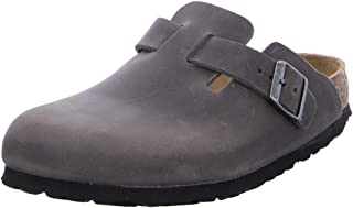 BIRKENSTOCK Boston Sandale 2019 Iron