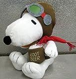 Hallmark Snoopy PAJ3224 Flying Ace Snoopy Plush