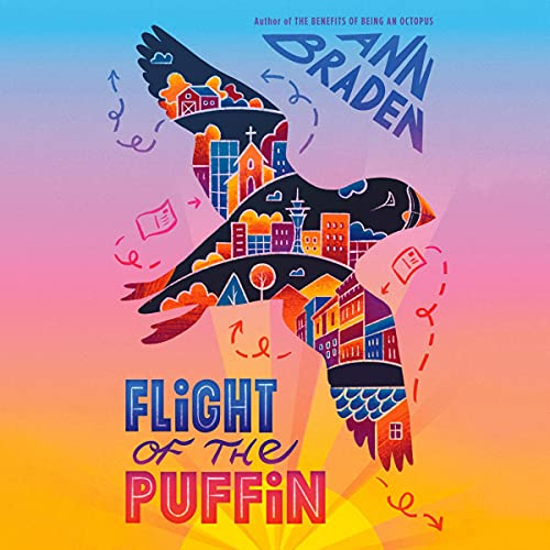 Flight of the Puffin cover art
