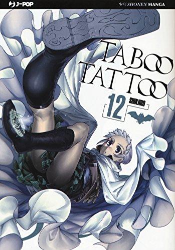 Taboo tattoo: 12