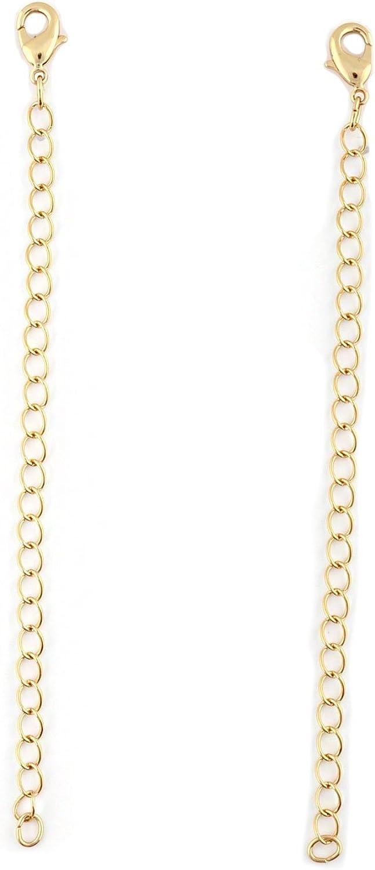 Topwholesalejewel Necklace Chain Extender for Necklace or Bracelet