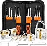 Multitool Set - Stainless Steel, Training Kit , Specially Designed, Multifunctional use, Professional 17 PCS (Orange)