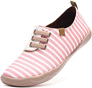 UIN Women's Staufen Casual Canvas Shoes Pink
