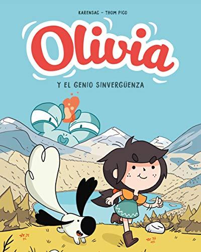 Olivia. El genio sinvergüenza (Olivia 1)