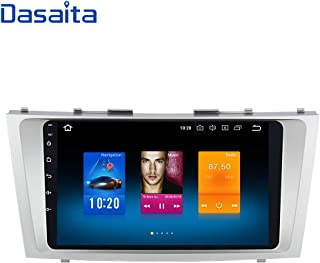 Dasaita 9 Android 9.0 Car Stereo for Toyota Camry 2006 2007 2008 2009 2010 2011 Without Factory Bose Audio System GPS Navigation Radio with 10.2 Inch Screen 4G Ram Head Unit