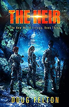 The Heir  The New World Trilogy Book Three