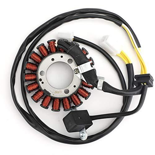 Areyourshop Lichtmaschine Stator für Hon-da VT125 Shadow 99-07 XL125V XLV125 Varadero JC32 01-06