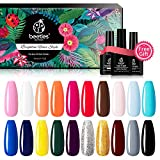 Best Gel Polish Kits - Beetles 23 Pcs Gel Nail Polish Kit Review