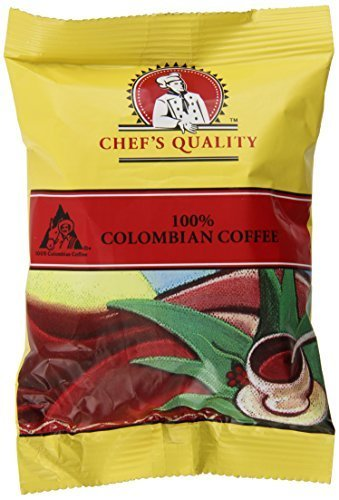 Chefs Quantity limited Quality Gourmet Roasted 100% Colombian 2 42 oz. Coffee Max 46% OFF -