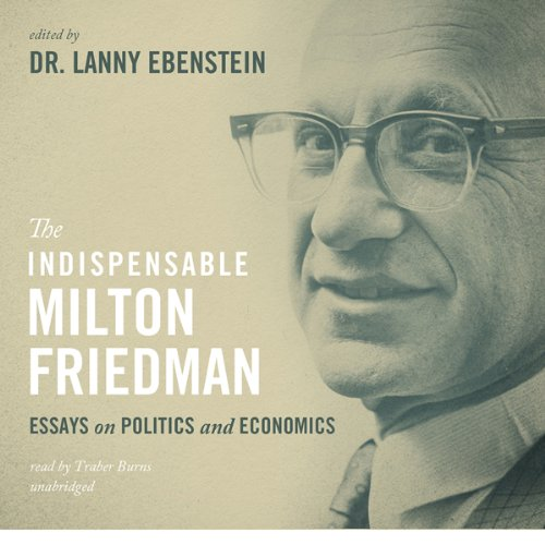 The Indispensable Milton Friedman copertina