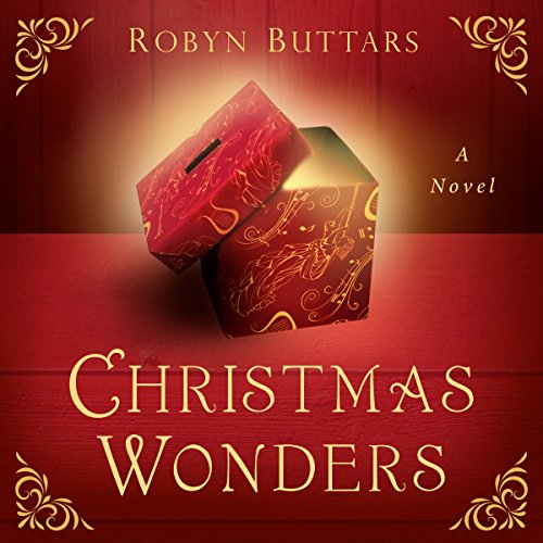 Christmas Wonders audiobook cover art