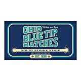 Diamond Ohio Blue Tip Matches, 250-ct Box, 1 Pack