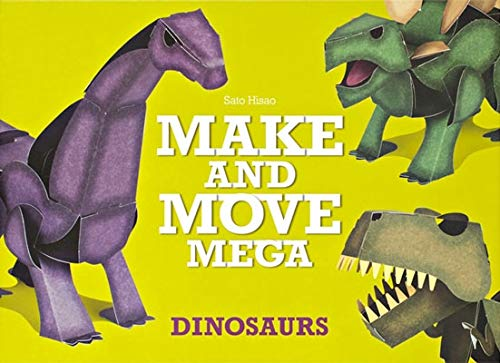 Make and Move: Dinosaurs