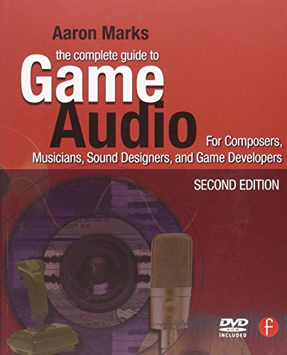 Compare Textbook Prices for The Complete Guide to Game Audio, Second Edition: For Composers, Musicians, Sound Designers, Game Developers Gama Network Series 2 Edition ISBN 9780240810744 by Marks, Aaron