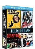 Coffret 100% Polar : Deadly Honeymoon + Sous surveillance - Hidden Camera + Reflections [Francia] [Blu-ray]