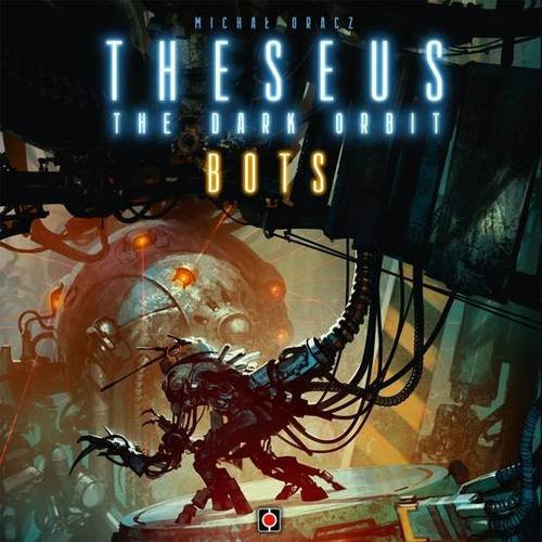 Wydawnictwo Portal POP00339 - Brettspiele, Theseus, Bots Expansion