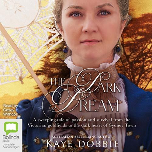 The Dark Dream audiobook cover art