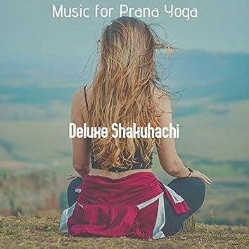 Music for Prana Yoga