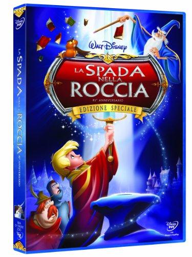 La Spada Nella Roccia (Special Edition) [Italia] [DVD]