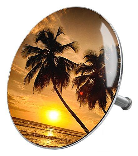 Badewannenstöpsel Summer, deckt den kompletten Abflussbereich ab, hochwertige Qualität ✶✶✶✶✶