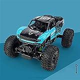Darenbp RC Car for Boys, Racing de Alta Velocidad Control Remoto Control Remoto eléctrico Apagado Monster Truck, Coche de Alta Velocidad para niños Adultos Actividades al Aire Libre