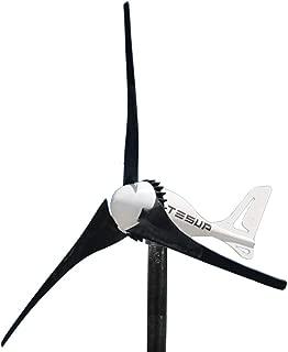 TESUP i-500 Wind Turbine + Manual Switch - Made in Europe (12 V)