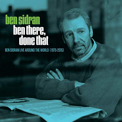 Ben There, Done That: Live Around The World 1975-2015