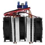 Enfriador Termoeléctrico, Enfriador De Semiconductores Alternativo para Exterior para Pecera(180W (Apto para pecera de 40 litros))