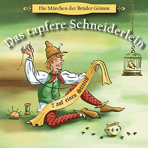 Couverture de Das tapfere Schneiderlein