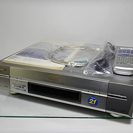 PANASONIC NV-DHE10 D-VHSビデオレコーダー (premium vintage)