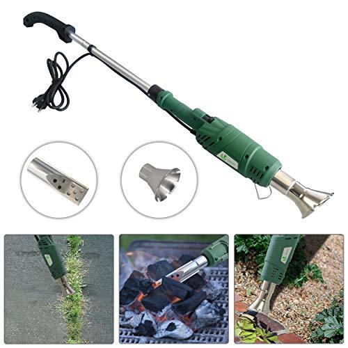Désherbeur électrique 2000 W | Brûleur électrique de mauvaises herbes | Enlève les mauvaises...