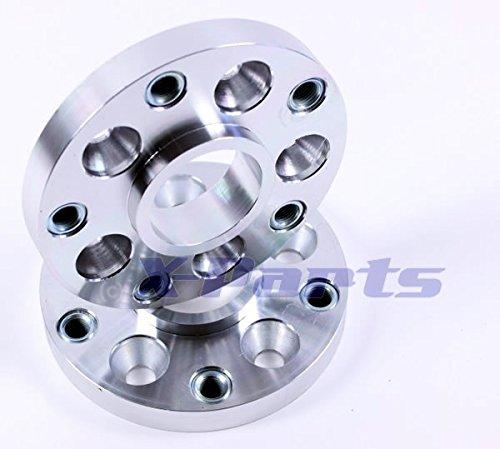 5112-5120-20P Adapterplatten Lochkreisadapter 5x112 auf 5x120 20mm