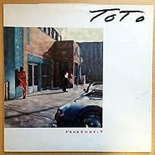 toto fahrenheit vinyl