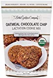 Organic Ingredients: Lactation Cookie Mix with Oats, Brewer's Yeast, and Flaxseed Review