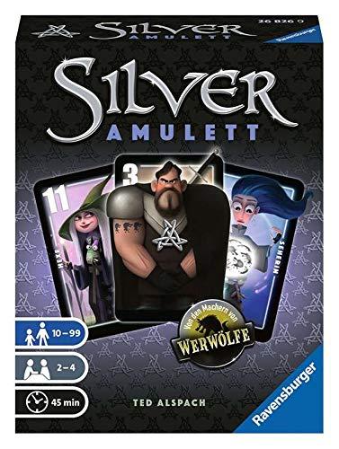 Ravensburger Kartenspiele 26826 - Silver