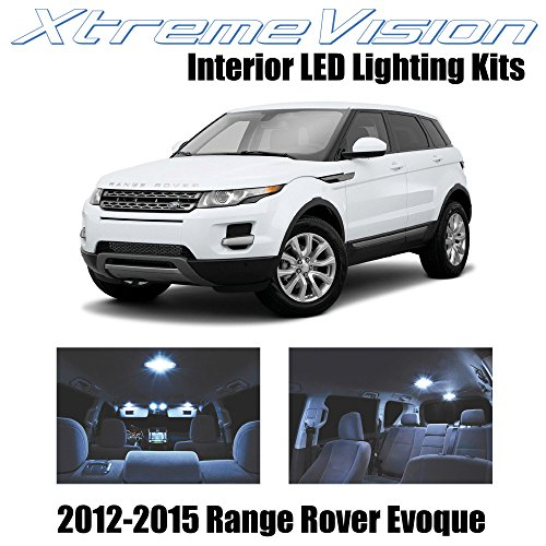 Xtremevision Interior LED for Land Rover Range Rover Evoque...