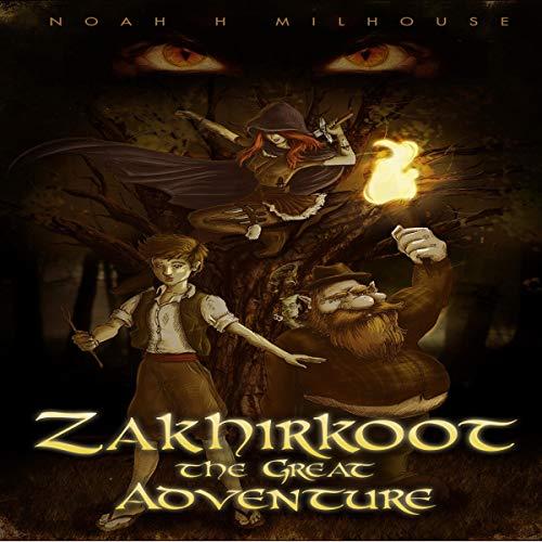 Couverture de Zakhirkoot: The Great Adventure