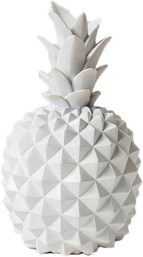 WSZJJ Elegant Pineapple Shape Resin Bank Piggy Fort Worth Mall Money B Coin outlet