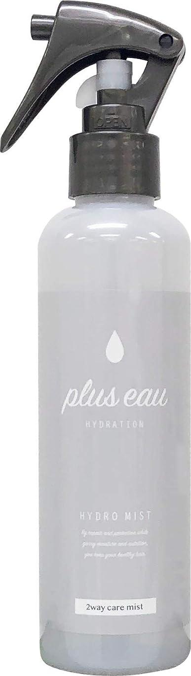 そっとジェームズダイソン誰のplus eau (プリュスオー) ハイドロミスト HYDRO MIST 髪のブースター導入液